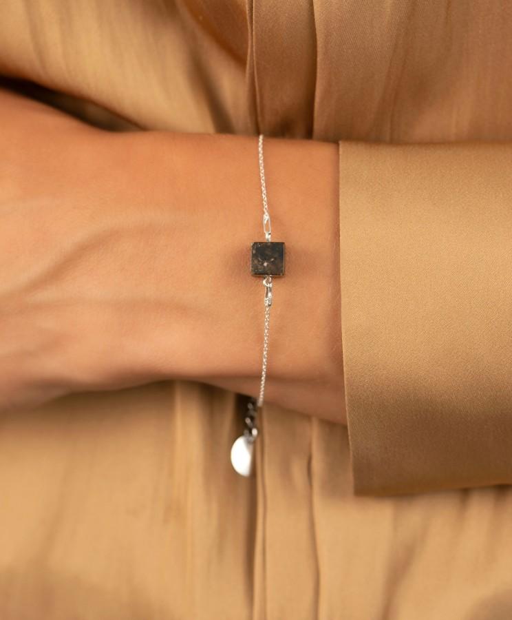 """Touch of modern"" bracelet No3"