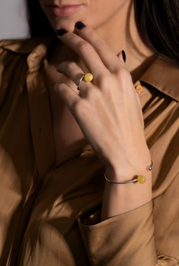 """""""Full moon"""" bracelet No1"""