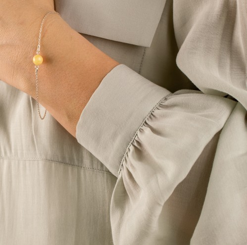 """""""Sun drops"""" bracelet No8"""