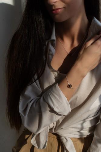 """""""Sun drops"""" bracelet No9"""