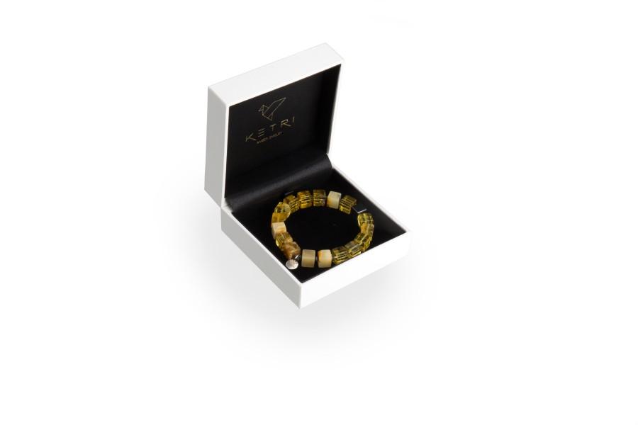 """Touch of modern"" bracelet No4"