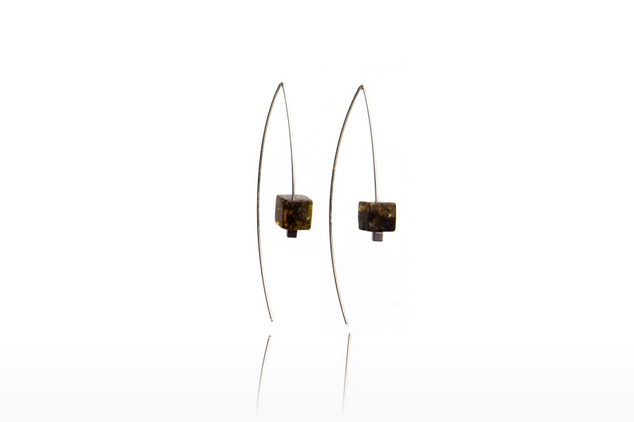 """""""Touch of modern"""" earrings No6"""