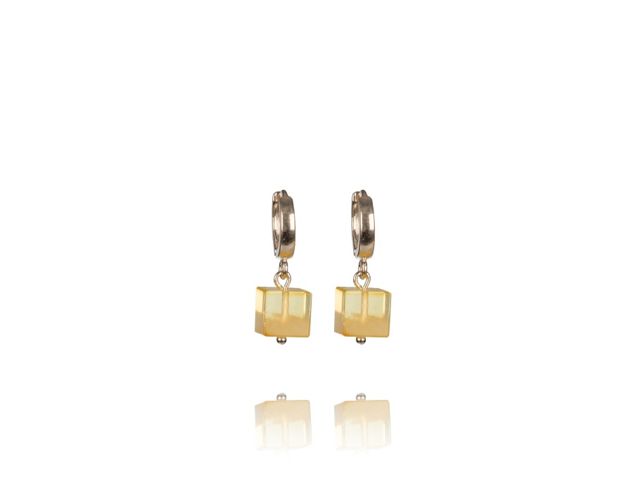 """""""Touch of modern"""" earrings No12"""