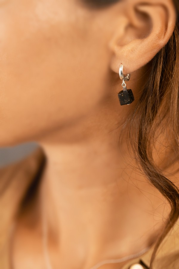 """""""Touch of modern"""" earrings No13"""