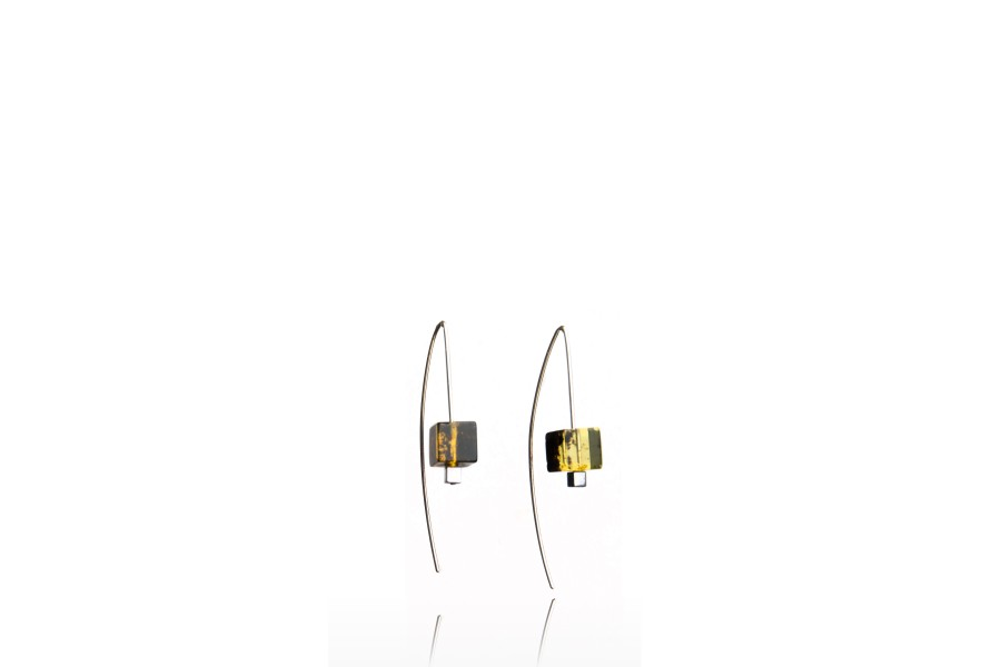 """""""Touch of modern"""" earrings No7"""