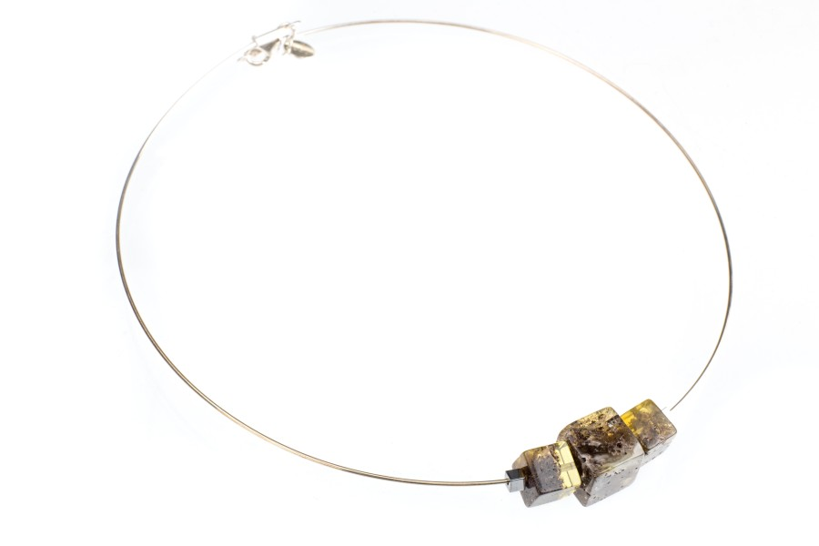 """""""Touch of modern"""" neck accessories No6"""