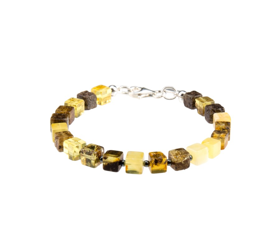 """Touch of modern"" bracelet No2"