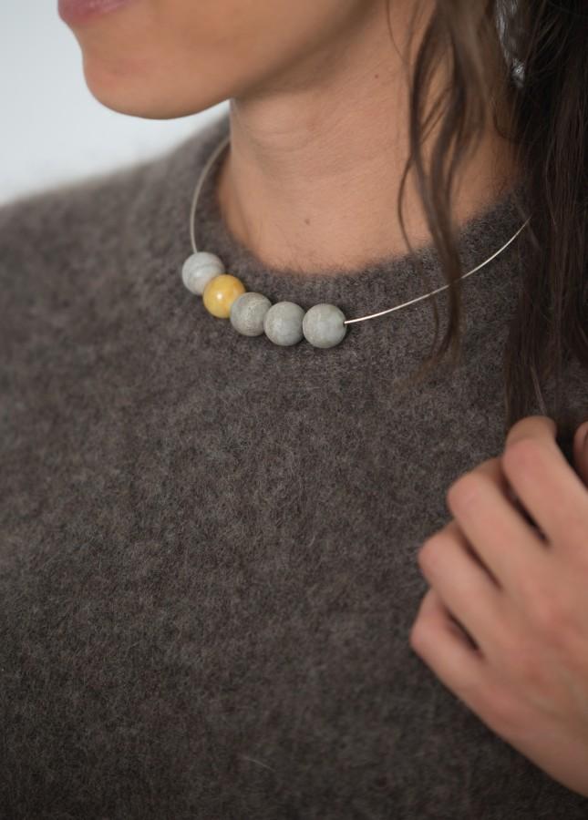 """""""Urban&Nature"""" neck accessories No6"""